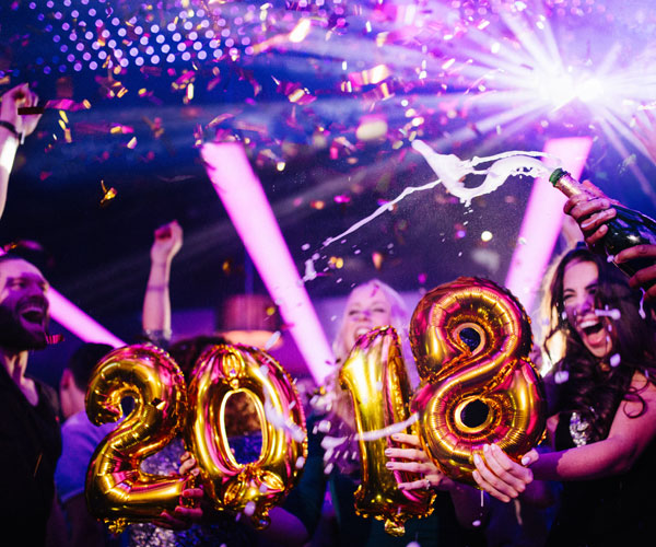 The Weekender: 10 Things To Do On New Year's Eve
