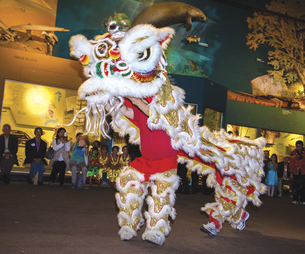 Kwan Family Lion Dance