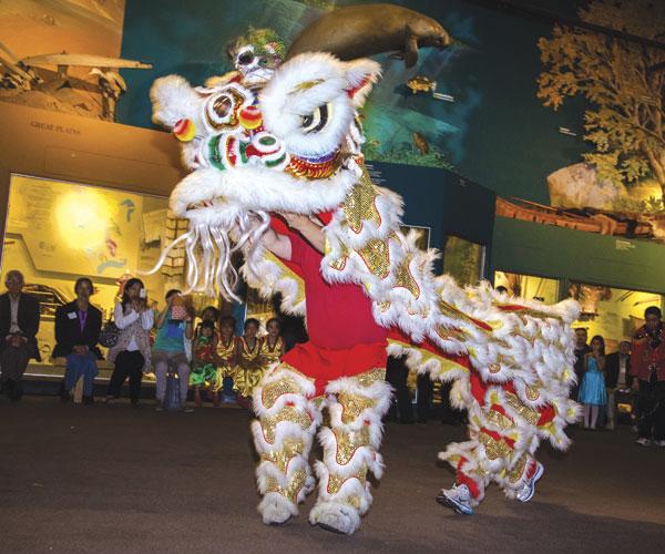 Kwan Family Lion Dance