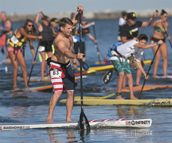 Standup Paddleboard Race and Festival