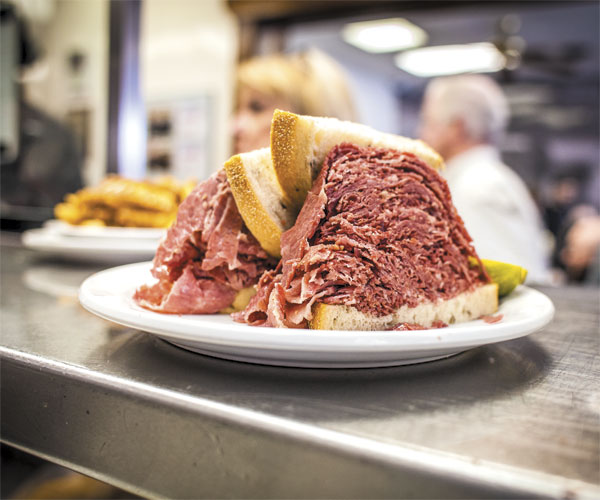 Slyman's Sandwich