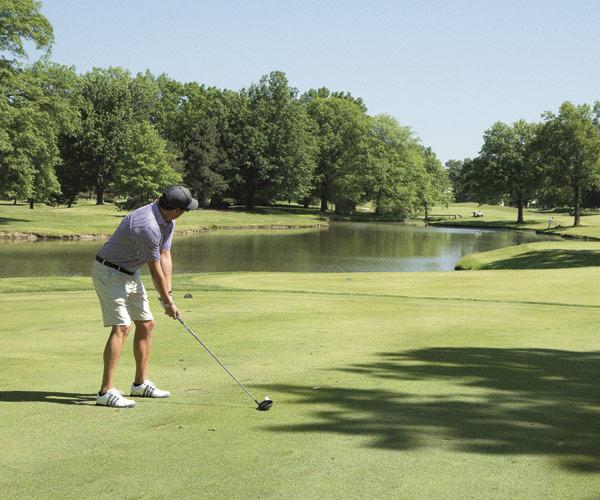 Sweetbriar Golf Course