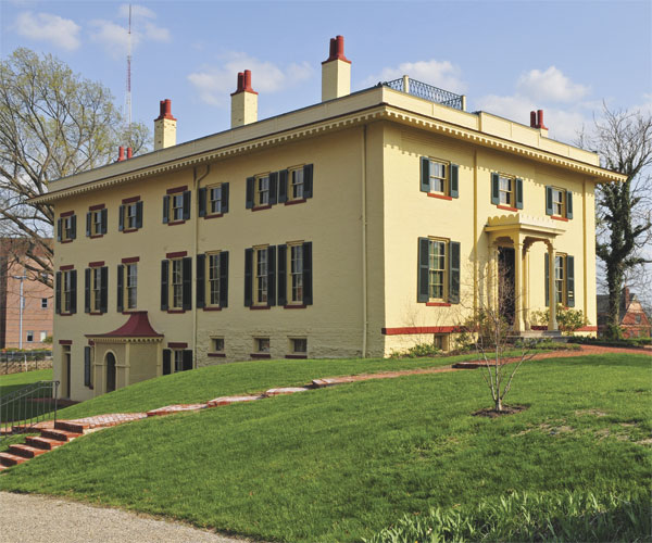 William Howard Taft Historic Site