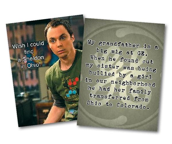 Ohio PostSecret Postcards