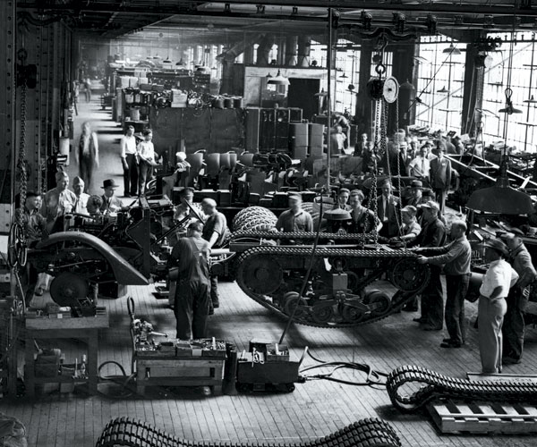 White Motor Co. 1941 Thumb