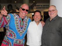 Steve Schimoler, Tim Michitsch and Chris Olszewski