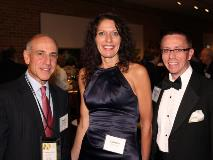 Peter Anagnostos, Laurie Patterson and Mike Dovilla